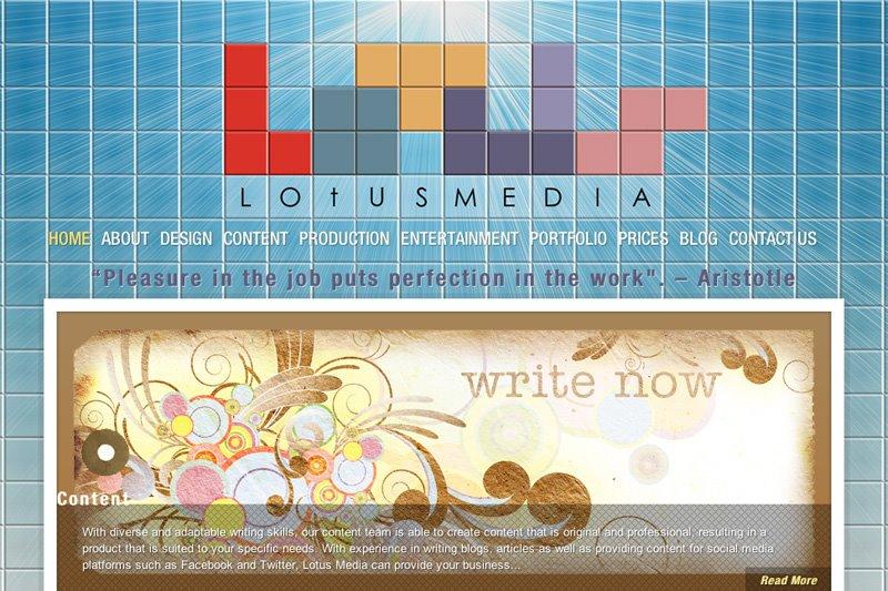 Lotus Media Designs