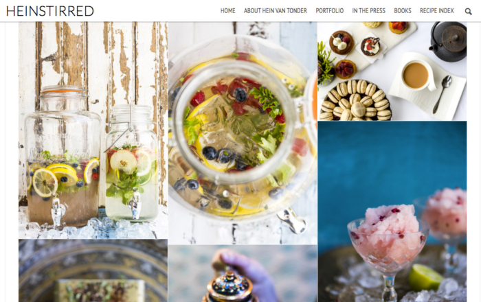Wordpress portfolio gallery